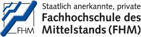 Logo des Fachhochschule des Mittelstands (FHM) GmbH Vorteilsportals